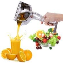 Manual Juice Squeezer Aluminum Alloy Hand Pressure Juicer Pomegranate Orange Lemon Sugar Cane Juice Kitchen Fruit Juicers Tool
