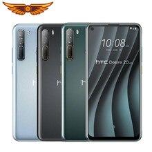 Original Entsperrt HTC Desire 20 Pro 6,5 Zoll Octa Core 6GB RAM 128GB ROM LTE Dual SIM 48MP android Handy Handy