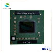 CPU Processor RM70 Tmrm70dam22gg-Socket Mobile-Technology AMD Dual-Core S1 Ghz Turion