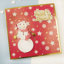 Snowmen Metal Cutting Die Do You Want To Build A Cuts For Card Making DIY Decor. New 2019 Embossed Crafts Cards