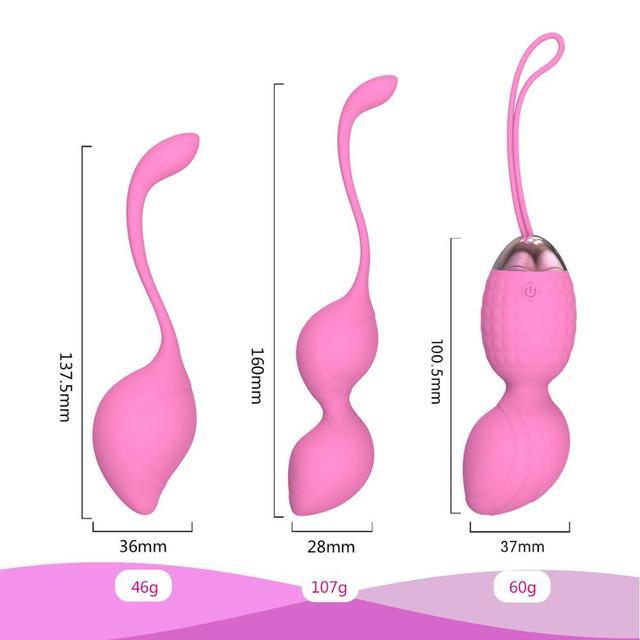 Jumping egg kegal ball exercise sex toys for couple Smart Bead Ball, Love Ball, Tight Vagina Virgin Trainer 2
