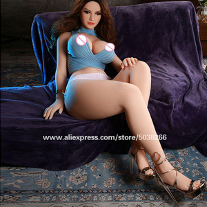 Image 4 - Real Doll 160cm Bcup Sex Dolls Full Body Life Size Oral Adult Doll Realistic Vagina  with Metal Skeleton love doll sex doll