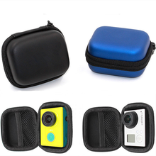 Travel accessories Action Camera Case for GoPro Hero 7 6 5 4 3+ Session for Xiaomi YI 4K for SJCAM EKEN for Go pro Accessories(China)
