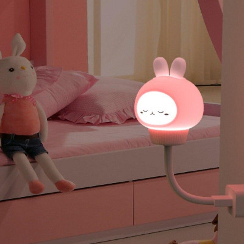 lâmpada de mesa luzes da noite quarto