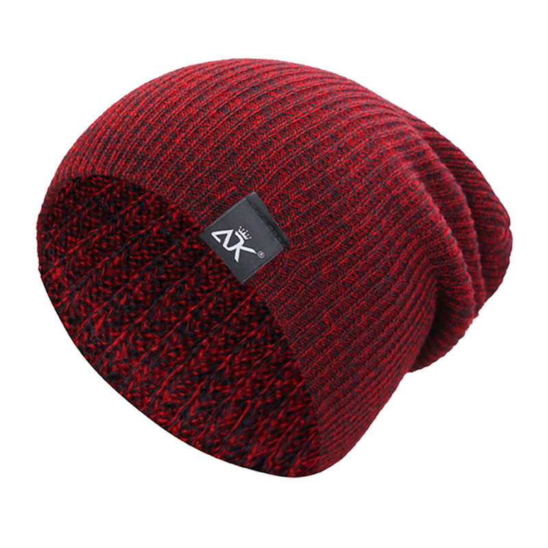 Cap Winter-Cap Candy Wool Autumn Outdoor Fashion Hip-Hop Para Striped Gorras Men Hombre