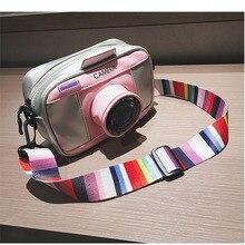 Women bag 2020 Women Handbag New Personalized camera design hand