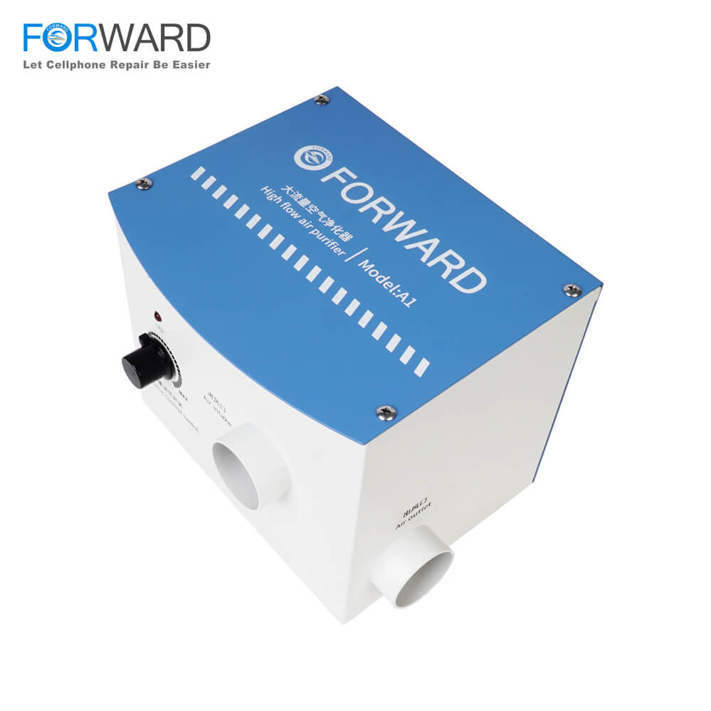 FORWARD The High Flow Air Purifier Is A Part Of Blue Light Laser Separating Machine