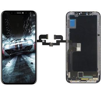 AAA + Класс для iphone X OLED XS XR на тонкопленочных транзисторах на тонкоплёночных транзисторах с 3D с сенсорным экраном дигитайзер в сборе без битых...