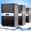 Machine à glace commerciale magasin de thé petite Machine à glace carrée intelligente glace rapide faisant automatique 80KG 220 V/110 V 330W SK 70FA|Machines à glace| |  -