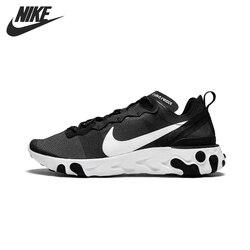 Nuovo Arrivo Originale Nike Reagire Elemento 55 Uomini Runningg Scarpe Delle Scarpe da Tennis