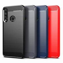 Capa For Honor 20e para Huawei Honor 20e 30i 9C 9S Capa Phone Shell Coque Funda Capa Macia de Borracha Silicone TPU