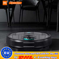 Xiaomi VIOMI Pro / V2 Smart Vacuum Cleaner Intelligent Household Cleaner Automatic Washing Wet Mopping WiFi Connect App Contral