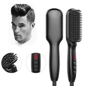 Image 3 - צעד אחד שיער מייבש & מעניק נפח אוויר חם מברשת אוויר חם קרלינג/חשמלי זקן שיער מברשת מחליק סבך מסרק ברזל שיער טיפול