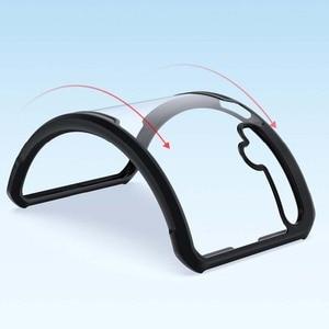 Image 3 - Funda de anillo Xundd para Huawei nova 5t, Airbags de lujo, a prueba de golpes, funda transparente para Honor 20 Pro