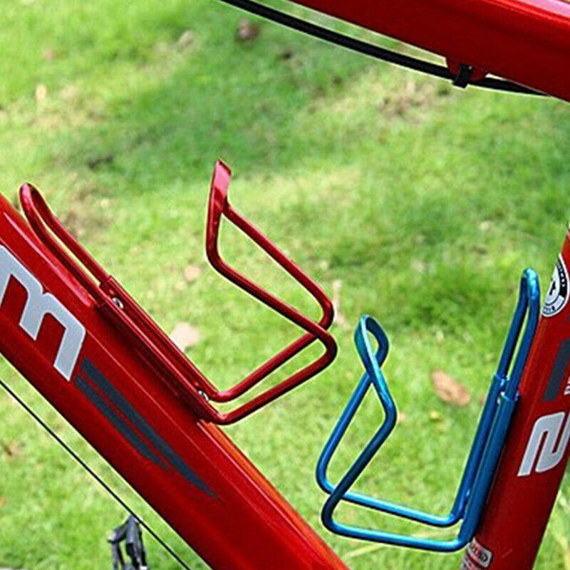 Bicycle Water Bottle Holder Alloy Cycling Cage Rack Sport Bike Accessor`US