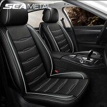 Cushion Automobiles-Seat-Cover Car-Interior-Accessories Universal Luxury Full-Set 5D
