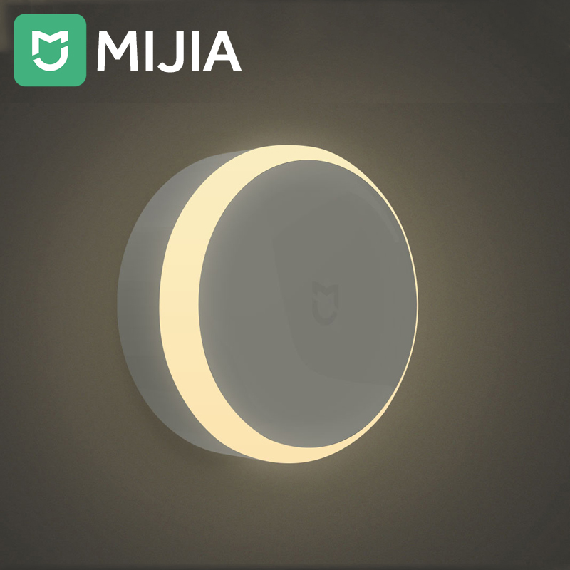 Xiaomi Mijia Original LED Night Light Corridor Lamp Infrared RC Body Motion Sensor For Smart Home Product Drop Shipping