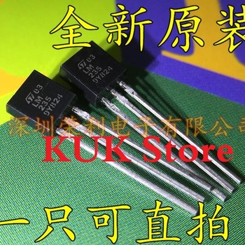 Real 100% Original NEW LM235Z LM235 LM 235 TO-92 50PCS/LOT