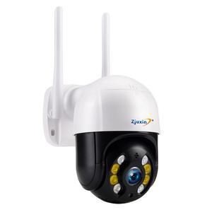 Image 1 - Zjuxin IP מצלמה WiFi 2MP 1080P אלחוטי PTZ מהירות כיפת CCTV IR Onvif מצלמה חיצוני אבטחת מעקב ipCam Camara חיצוני