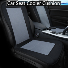 12V Cool Ventilation Car Cushion Cooling Seat Air Fan Massage Conditioning 2 Speeds Low/High  New Summer