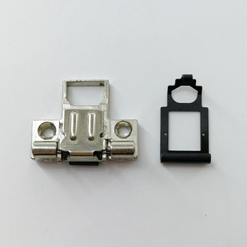 Piezas de troqueladora de Pet reemplazo hinger, junta de hinger y conjuntos de bloqueo fit andis agc clipper