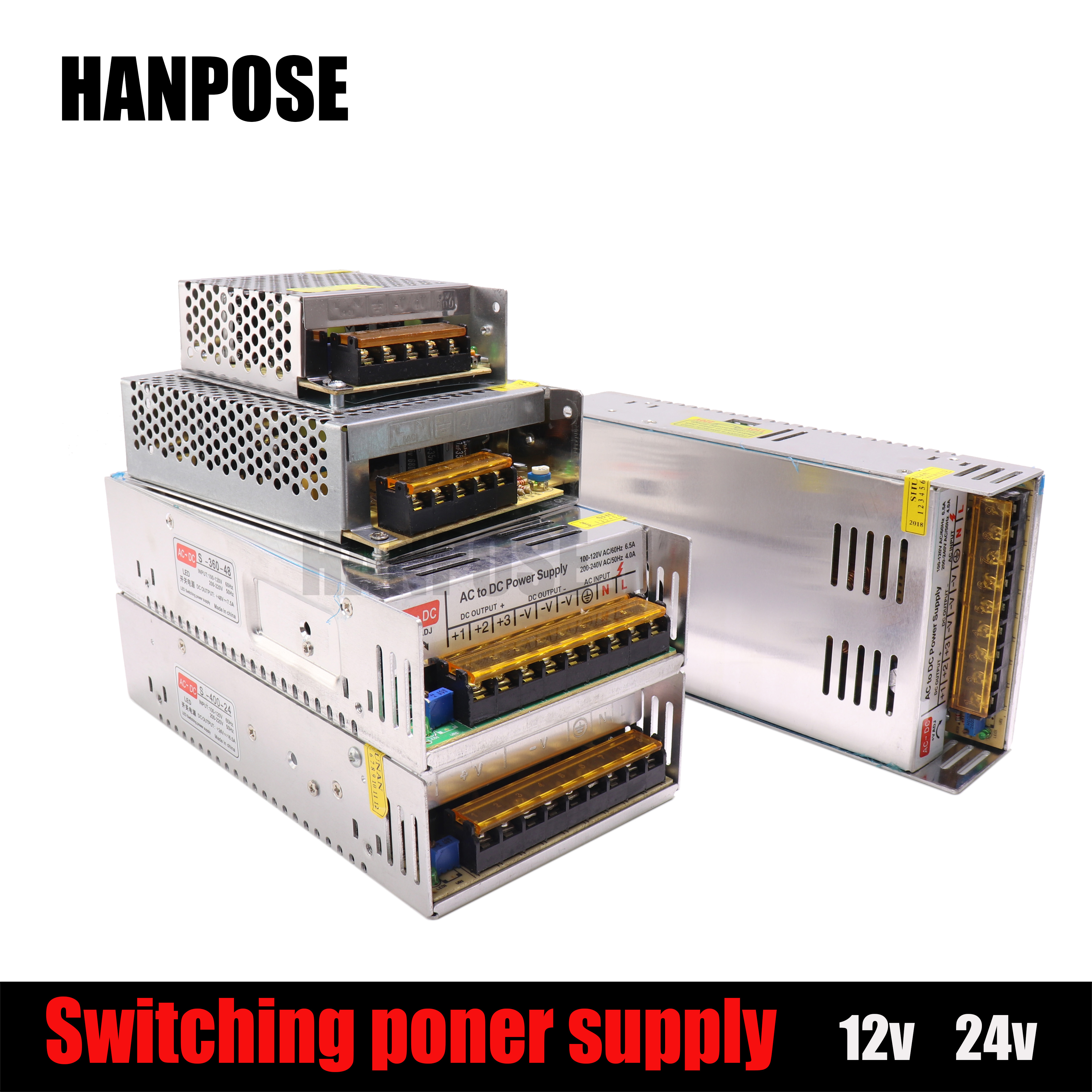 Switching Power Supply 2A 3A <font><b>5A</b></font> 10A 15A 20A 30A 40A Power Supply Switching Power <font><b>AC</b></font> 110V 220V To DC12V <font><b>24V</b></font> For Led Strip Lights image