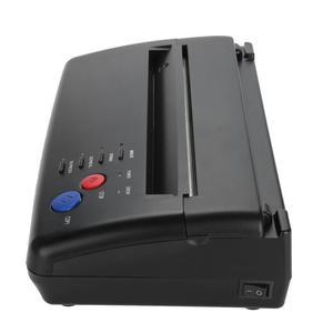 Image 4 - Briquet tatouage transfert Machine imprimante dessin thermique pochoir fabricant copieur pour tatouage transfert papier approvisionnement maquillage permanent