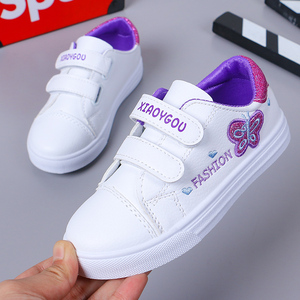 Image 5 - Bekamille Children Sport Shoes Autumn Infant Girls Baby Embroidery Butterfly Shoes Kids Casual Sneakers Student Running Shoes