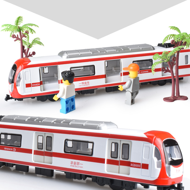 Simulation Model of Acousto-Optic Toy car for Children in Urban bus and Metro Children's educational gift