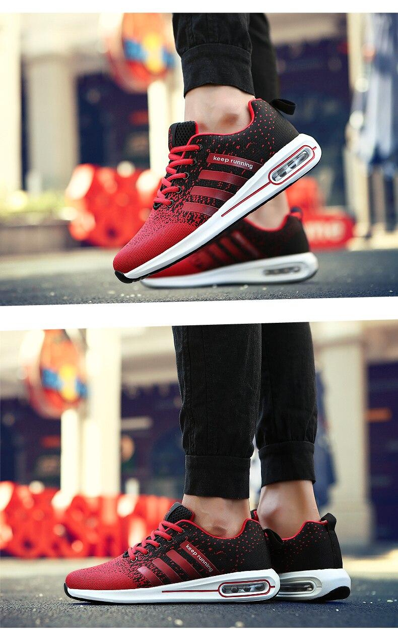He7e56a62cdf24014b5096cc96841d93cA New Autumn Fashion Men Flyweather Comfortables Breathable Non-leather Casual Lightweight Plus Size 47 Jogging Shoes men 39S