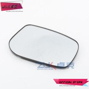 Image 3 - ZUK Gafas de espejo retrovisor lateral para coche, lentes de espejo con calefacción para TOYOTA CAMRY ASIAN 2006 2007 2008 2009 2010 2011
