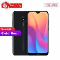 """Globale Rom Xiaomi Redmi 8A 8 Un 4GB 64GB 6.22 """"Snapdargon 439 Octa core Del Telefono Mobile 5000mAh Grande Batteria 12MP Fotocamera Dello Smartphone"""