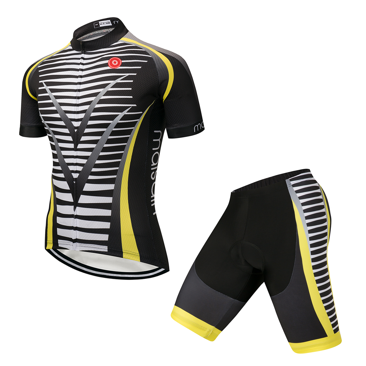 Raphaing Cycling Jersey Pro Team Summer Mtb Clothing Sets Bicycle Breathable Mountain Bike Clothes Sportwears