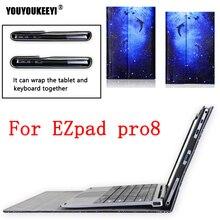 Высококачественная деловая планшетофон для Jumper ezpad pro 8 11,6 дюймов защитная накладка для клавиатуры + подарок