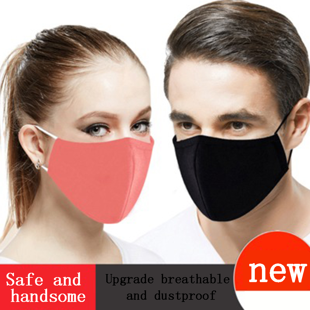 Sun And Dust Masks, Three-dimensional Fashion Personalized Masks, Cotton Protective Masks