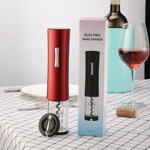 Image 3 - Ouvre bouteille électrique automatique, découpeur de bouteille de vin, pour usage domestique, accessoire de cuisine, nouveau modèle
