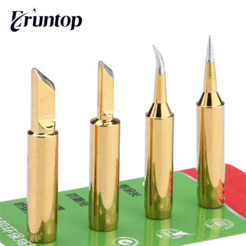 1pcs High Quality 936 Soldering Station 900M Copper Solder Iron Tips
