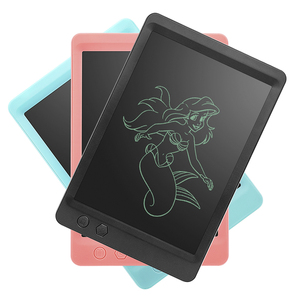 Partially erasing 8.5 inch LCD handwriting tablet portable digital drawing tablet drawing board children's graffiti board toy