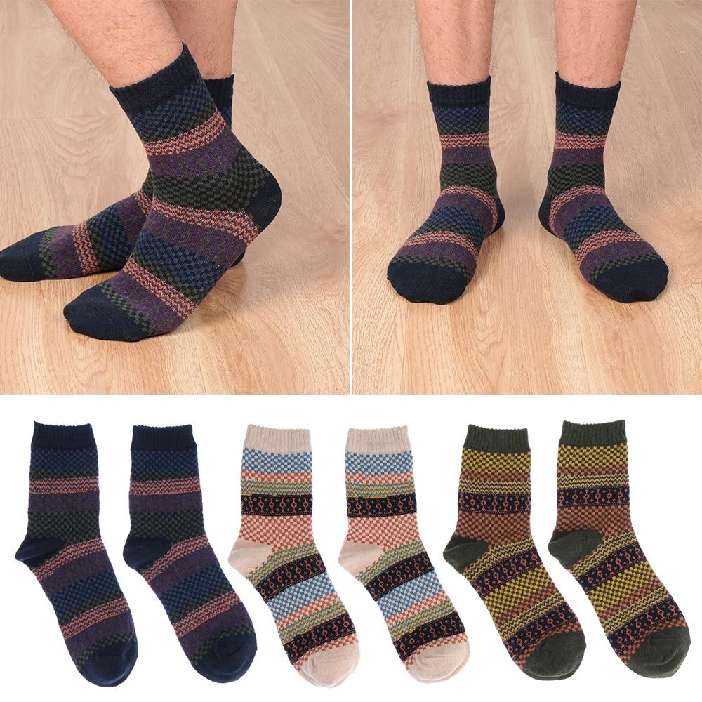 Women's Socks Lady Christmas Gift Sock Fashion Winter Cute Wool  Hosiery Velvet Floor Stocking Thermal Warm Animal Socks