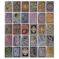 5d diy mandala especial em forma de diamante pintura caderno 50 páginas a5 sketchbook bordado artesanato ponto cruz para crianças presente