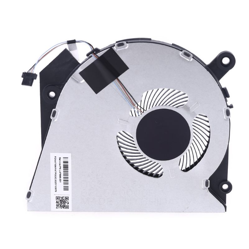 Cooling-Fan Laptop Probook CPU for Hp 450/G6/L47696-001/..