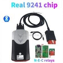 2017.R3 סדק VD DS150E CDP הטוב ביותר V3.0 PCB vd tcs cdp עבור delphis obd2 סורק אבחון כלי עם USB