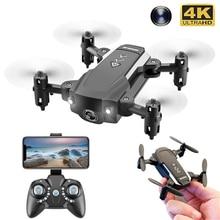 Mini Drones Quadcopter Selfie KK8 Camera Wifi Rc Fpv Foldable Kids HD for Boys Girls