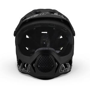 Image 5 - Cairbull allcross mtb nova montanha cross country bicicleta rosto cheio capacete de segurança esportes radicais capacete casco ciclismo