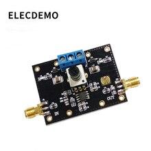 OPA843 Module Dual Channel Voltage Feedback Amplifier Module 800MHz Open Loop Gain 110dB Low Distortion Function demo Board