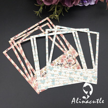 Photo-Frame Album Craft-Card Paper Diy Scrapbooking Handmade Creative 24pcs