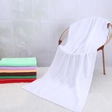 1 m * 2 m super absorbent big bath towel adult tube top polyester brocade