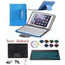 Bluetooth Keyboard Lenovo Tab TB-X705F M10-Plus Case Tablet for E10 10x104/P10/Tb-x705f/..