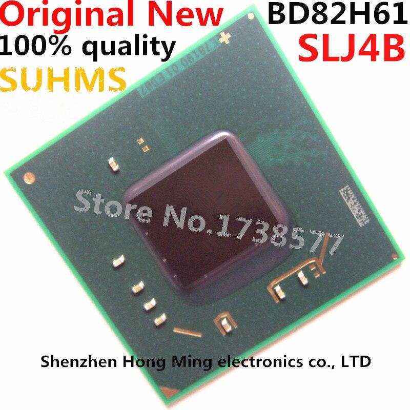100% New BD82H61 SLJ4B BGA Chipset