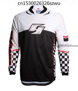 2021 nueva camiseta para moto de motocross de manga larga mx Dh...